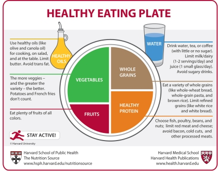 Marley Braun presentation Healthy Eating Plate
