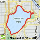 Walk for Balance - Green Lake 3.03 miles