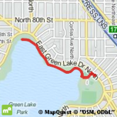 Walk for Balance - Green Lake 1.35 miles update