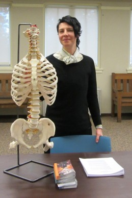 Dr, Sarah Deam DC