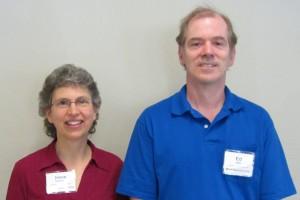 Irene Pasternack & Ed Mills - Feldenkrais Practitioners - close crop