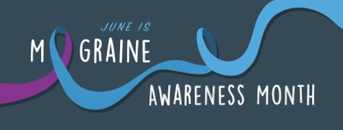 Migraine Awareness Month June