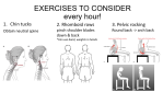 Muscle Tightness Exercises