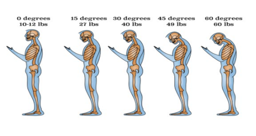 Spine position
