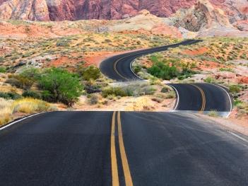 Motion Sickness Road