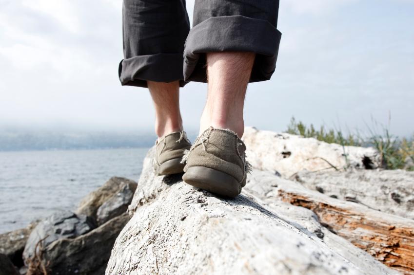 Balance walking